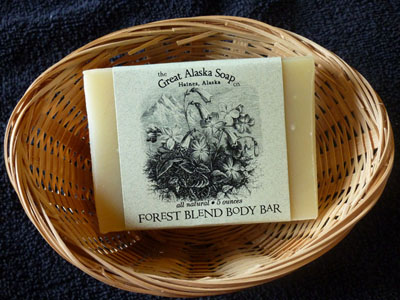 Alaskan Body Bar Forest Blend