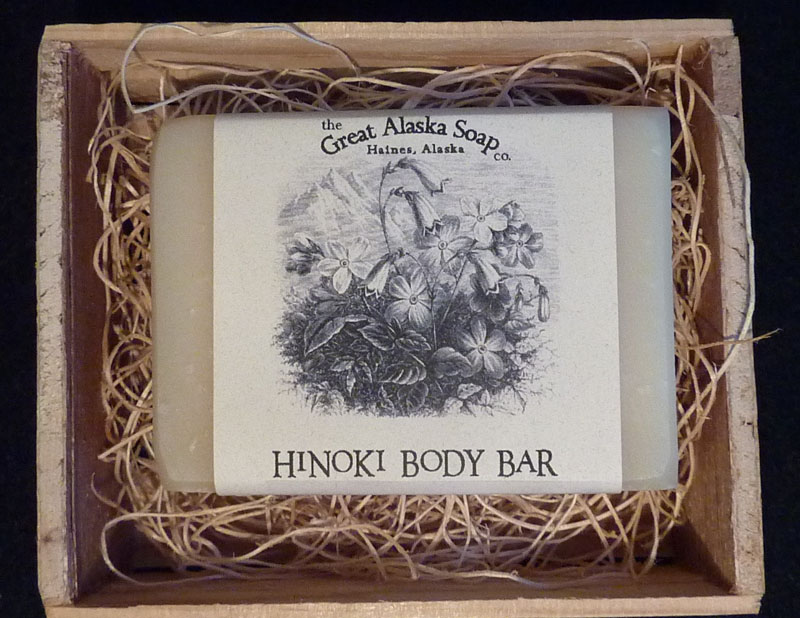 Alaskan Body Bar Lavender